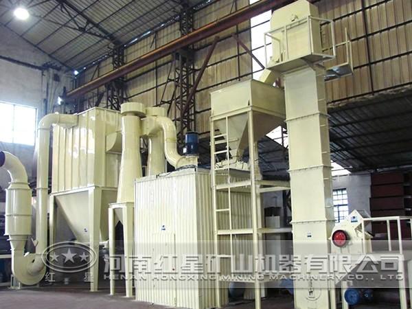 超细磨粉机