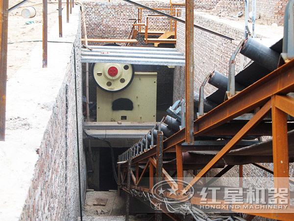 煤炭颚式破碎机优势