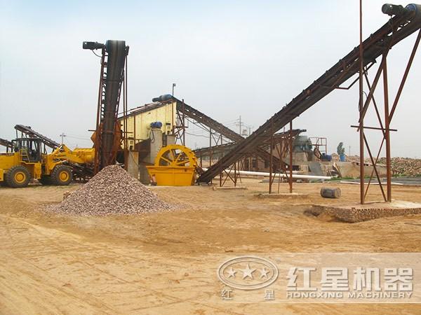 机制砂生产线利润高