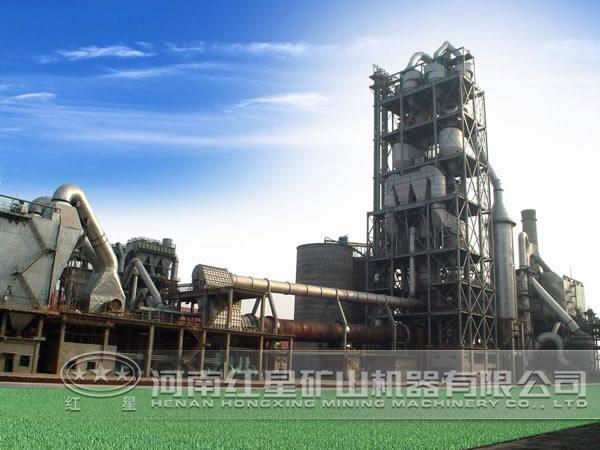 氧化锌回转窑厂家