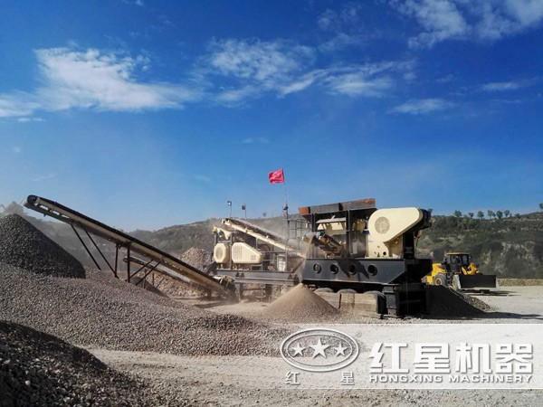 江西某高速公路石料生产线环保