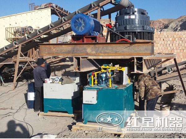 鹅卵石制砂生产线投资