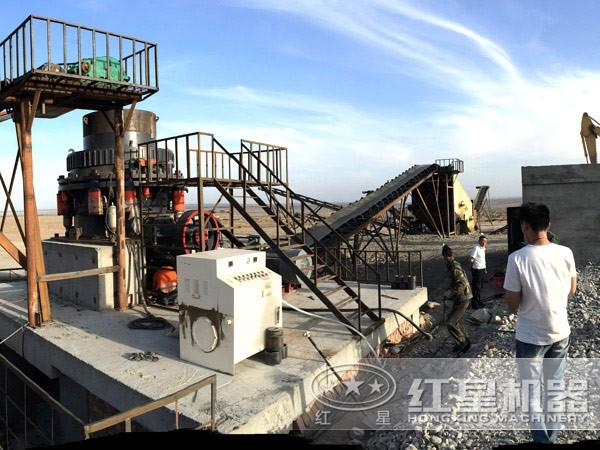 合理的砂石生产线设计布局
