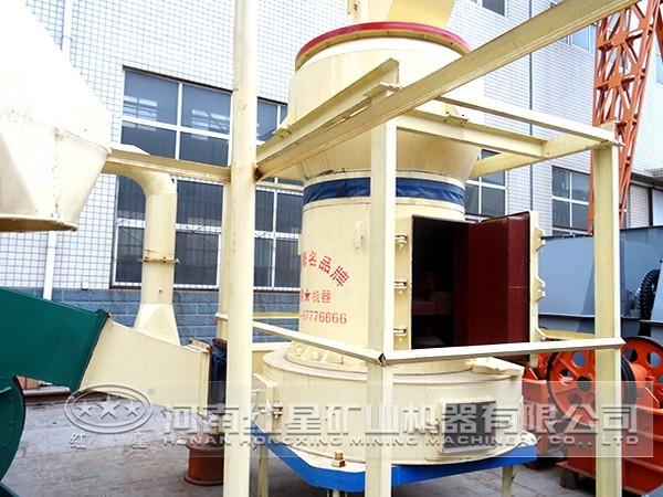 3r欧版雷蒙磨粉机工作原理