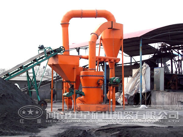 滑石磨粉生产线价格
