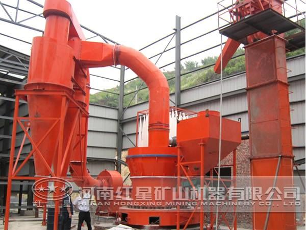 透辉石磨粉生产线设备