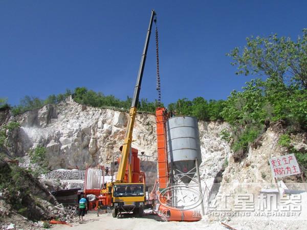 新型叶腊石磨粉生产线绿色环保