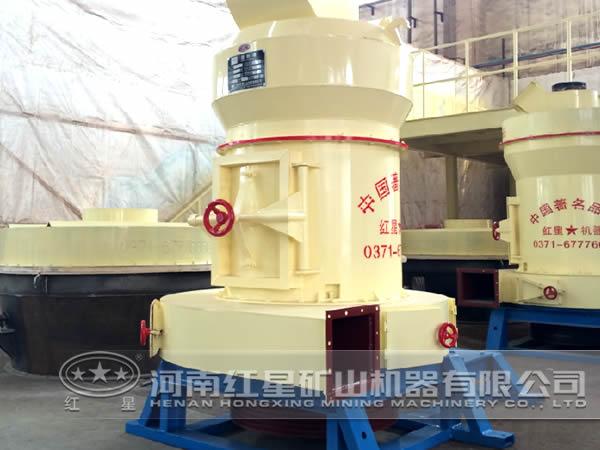 伊利石雷蒙磨粉机