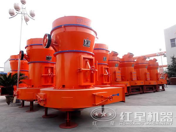柳州雷蒙磨粉机