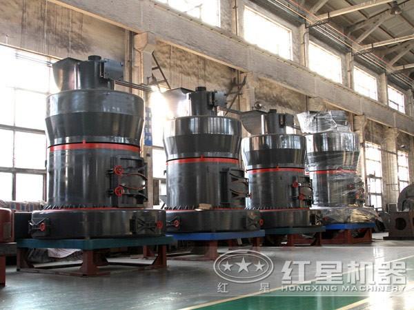 瓷土磨粉机环保