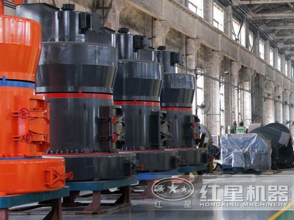 煤矿磨粉机环保节能