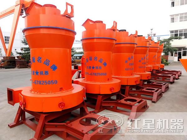时产50-80吨磨粉机更安全