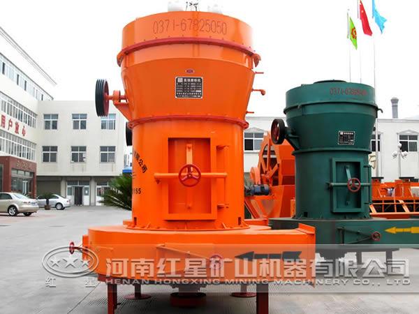 3r欧版雷蒙磨粉机环保