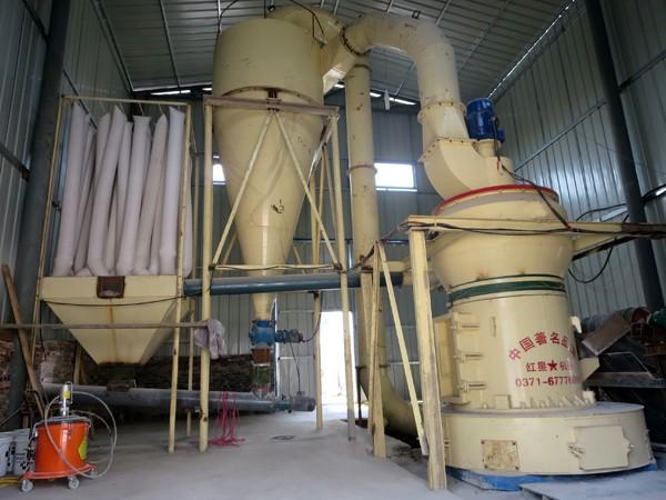 高压磨粉机优点