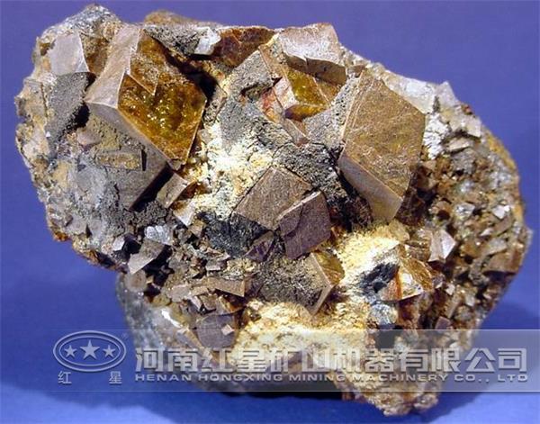 贫杂难选铁矿石