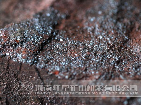 磁赤混合铁矿