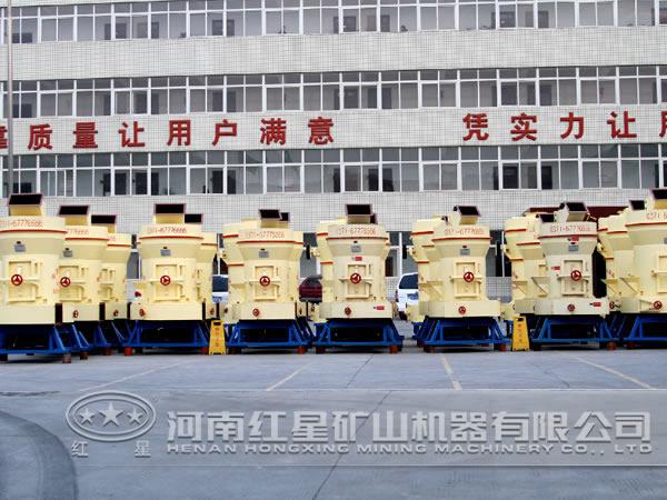 珍珠岩磨粉机厂家