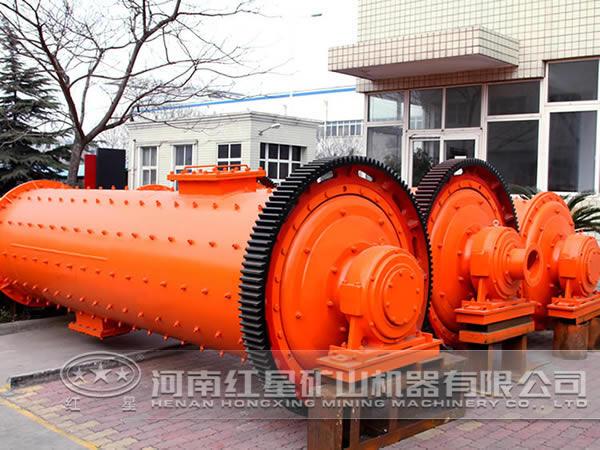 锰矿球磨机