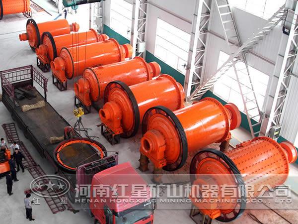 氧化铝球磨机厂家
