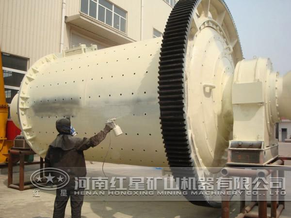 铝土矿球磨机型号