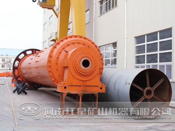 菱镁矿加工生产设备