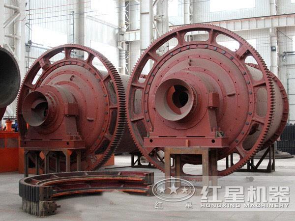 铜矿球磨机厂家