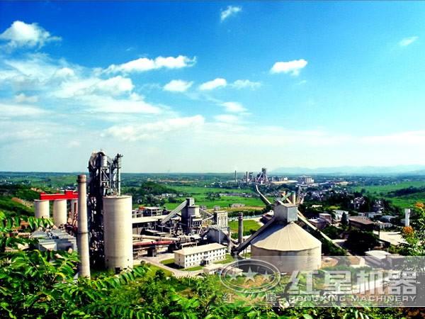 环保型水泥生产厂家