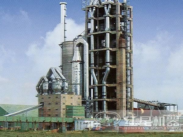 水泥设备熟料生产线