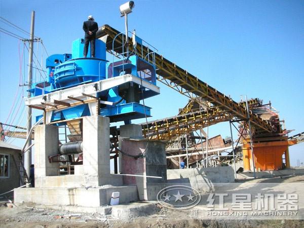钢渣粉碎工艺流程