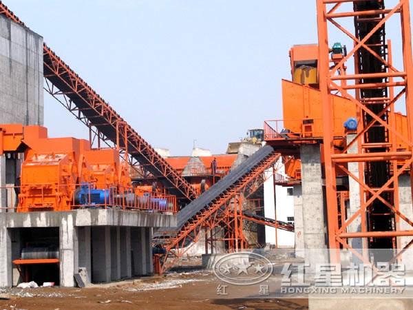 机制砂设备投资