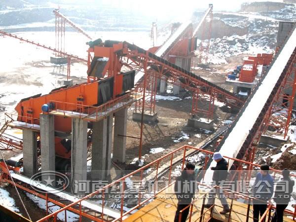 石料生产线价格