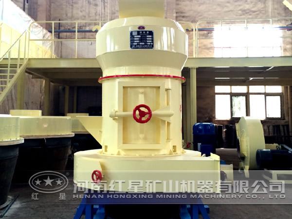 白云母雷蒙磨粉机