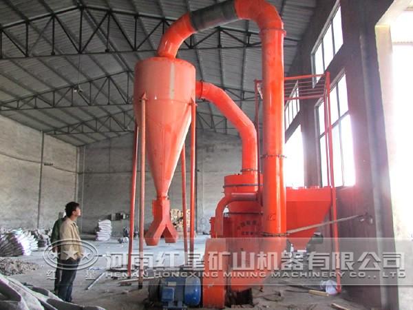 蛭石磨粉生产线价格