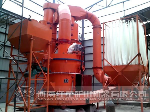 叶腊石磨粉生产线