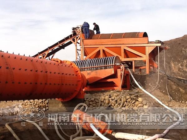 钽铌矿选矿工艺流程