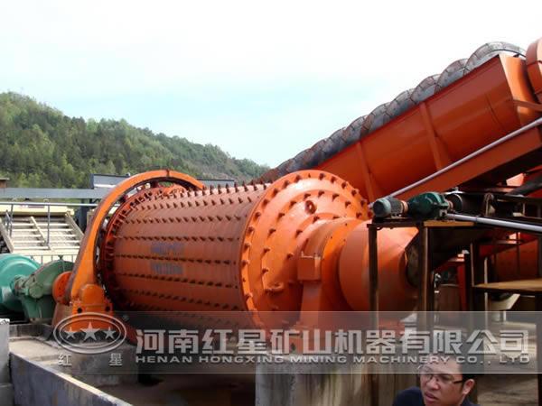 铁矿加工生产线设备