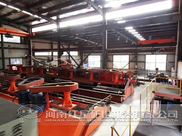 铜矿加工生产设备厂家
