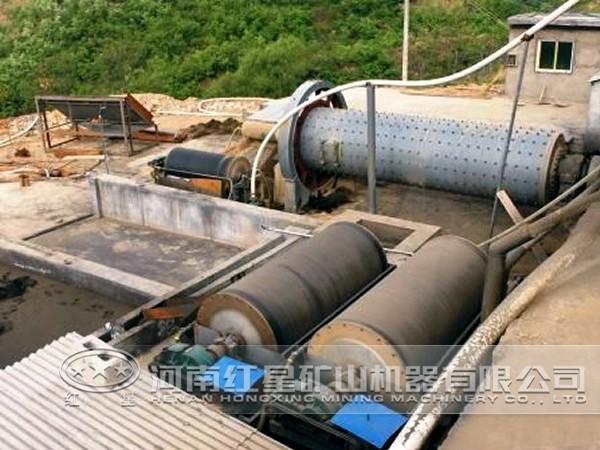 铁矿选矿废水处理工艺