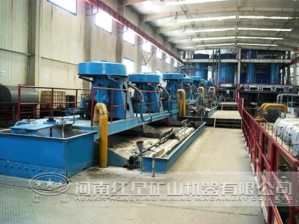 多金属选矿废水处理工艺