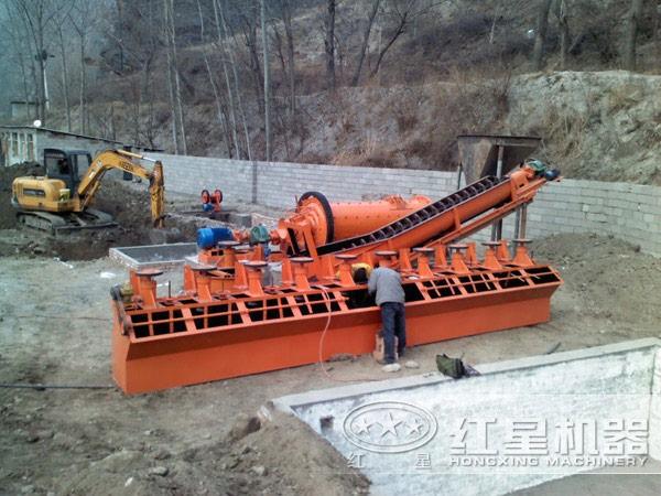 钾长石选矿生产线价格