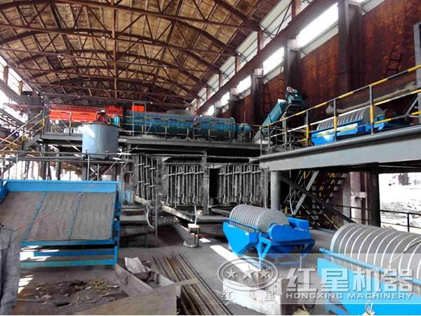 选铜矿生产线
