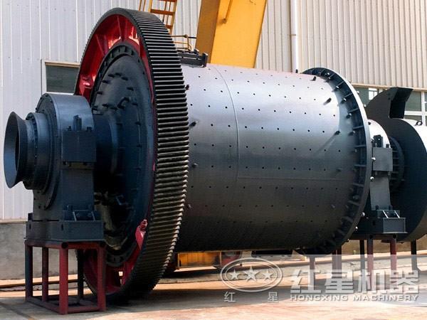 时产50吨铝渣球磨机