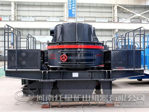 时产30-100方制砂机技术