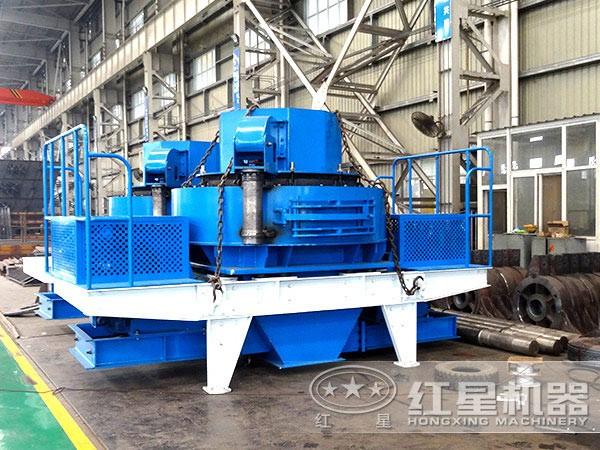 第三代制砂机生产能力大