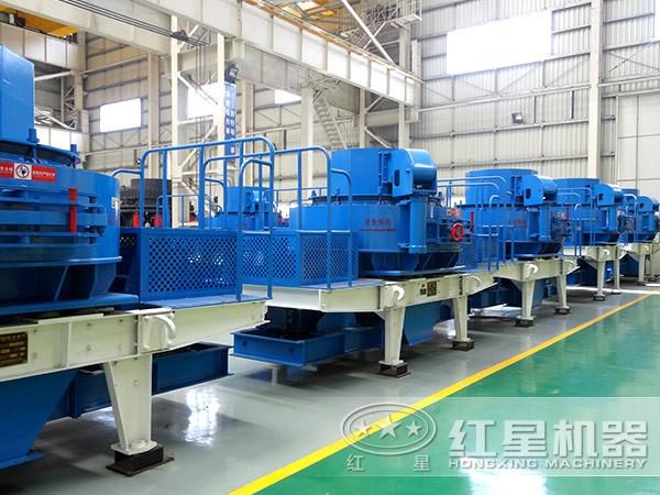 第三代制砂机生产厂家